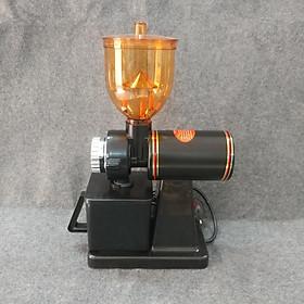 Máy xay cà phê mini 600N 180W, 8 cấp độ xay hạt