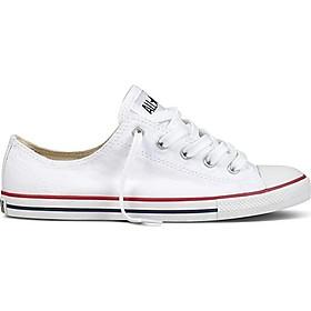 Converse Women's Dainty Canvas Low Top Sneaker