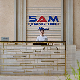 Gói Du Lịch Tiết Kiệm Tại SAM Quảng Bình Hotel 4*. Khách Sạn Trung Tâm Thành Phố, Cùng Nhiều Tiện Ích Hấp Dẫn
