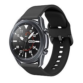 Dây Cao Su Genius Cho Đồng Hồ Galaxy Watch 3 41mm / 45mm (Size 20mm và 22mm)