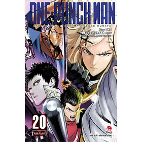 One-Punch Man Tập 20: Xuất Kích!!