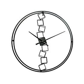 Đồng hồ phù điêu treo tường đẹp