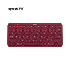 Logitech K380 Wireless Bluetooth 3.0 Keyboard EASY-SWITCH Keyboard Multi-device Connection Multiple Operating Systems