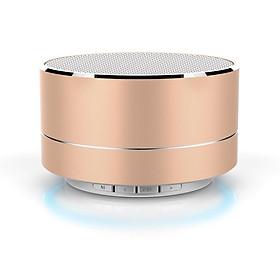 Hình đại diện sản phẩm Loa Bluetooth A10 Mini Vỏ Nhôm Di Động Hỗ Trợ Thẻ Nhớ USB AUX