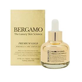 Serum chống lão hóa Bergamo Gold Wrinkle Care Ampoule 30ml