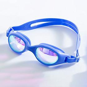 Kính Bơi Tráng Gương Dành Cho Người Lớn Và Trẻ Em HA-2111 Chống Nước, Sương Mù, Tia UV Bảo Vệ Tối Đa Đôi Mắt Của Bạn (Giao Màu Ngẫu Nhiên)