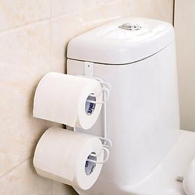 Kệ treo giấy vệ sinh thép