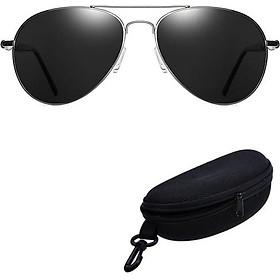 Mắt kính mát - Kính râm thời trang nam và nữ chống Tia UV cao cấp - MK13