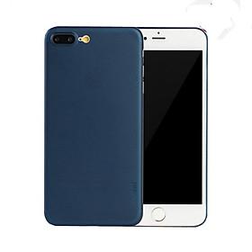 Ốp lưng nhám hiệu Memumi cho iPhone 7 Plus / iPhone 8 Plus có gờ bảo vệ camera mỏng 0.3mm - Sản phẩm chính hãng