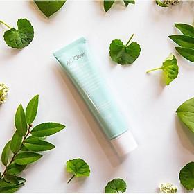 Kem phục hồi và chữa lành sẹo mụn, giảm thâm tái tạo da The Plant Base AC Clear Magic Repair Cream 30ml