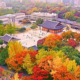 [HCM] Tour Hàn Quốc 5N4Đ, Giờ Bay Đẹp, Khởi Hành Tháng 04, 05, 06, Lễ 30/4