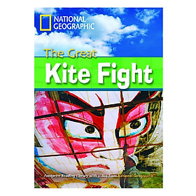 The Great Kite Fight: Footprint Reading Library 2200