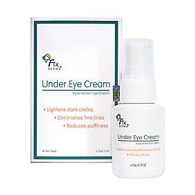 Kem làm giảm quầng thâm, bọng mắt Fixderma Under Eye Cream (20g)