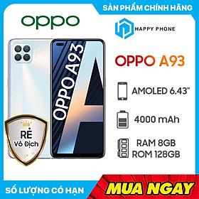 Điện Thoại Oppo A93 2020 (8GB/128GB) - Hàng Chính Hãng - Đã kích hoạt bảo hành điện tử