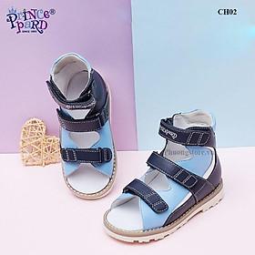 Giày chỉnh hình y khoa trẻ em cổ cao Prince Pard CH02
