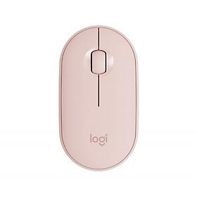 Chuột Bluetooth Silent Logitech Pebble M350 - Hàng chính hãng