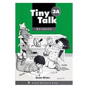 Tiny Talk 3: Workbook A