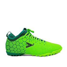Giày đá banh, giày sân cỏ nhân tạo, giày bóng đá MITRE 181045 mẫu mới giảm chấn hiệu quả, tăng ma sát với bóng, chuẩn form bàn chân Việt hàng chính hãng dành cho nam màu xanh lá