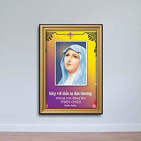 Tranh Thiên Chúa Giáo: Tranh Thiên Chúa Đẹp W706