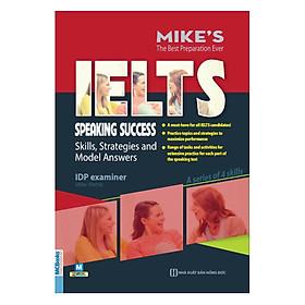 Combo Bộ Sách Luyện Thi IELTS - Listening, Speaking, Reading, Writing (Học kèm App MCBooks)
