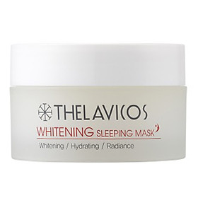 Mặt Nạ Ngủ Thelavicos Whitening Sleeping Mask (80g)