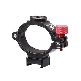 Giá Đỡ Micro Và Đèn LED DF DIGITALFOTO Cho Gimbal Zhiyun Smooth 4 (1/4 Inch)
