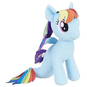 Pony bông 30 cm- Rainbow Dash Sea Pony MY LITTLE PONY C2965/B9817