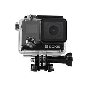 Camera hành trình phượt thủ Gecko S1+ Pin + Dock sạc đôi