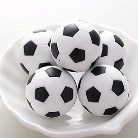 Bóng bi lắc bàn HARVARD - Ball Black White High Quality - size 36mm