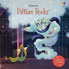 Usborne Fairy Tales Picture Books Box Set (Contains 12 Books)