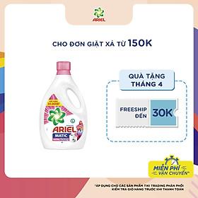 Nước Giặt Ariel Hương Downy Dạng Chai 2.4kg
