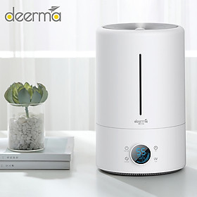 Xiaomi Deerma DEM-F628S 5L Air Humidifier Diffuser Purifier Filter Ultramute Ultrasonic Pregnant Baby Clean Bedroom Home