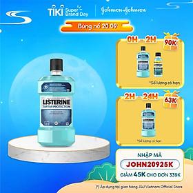 Nước Súc Miệng Ngăn Ngừa Vôi Răng Listerine Tartar Protection (750ml) - 8850007811695