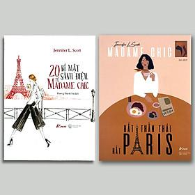 Combo 2 cuốn: 20 Bí Mật Sành Điệu từ Madame Chic + Madame Chic - Rất Thần Thái, Rất Paris