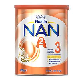 Sữa NAN A2 giai đoạn 3