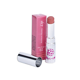 Son Dưỡng Có Màu AISHITOTO Beauty Lip Pink Beige - Màu Hồng Nhạt 4.8g