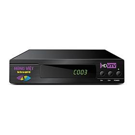 Đầu thu kỹ thuật số DVB T2 Hùng Việt TS-123 chính hãng