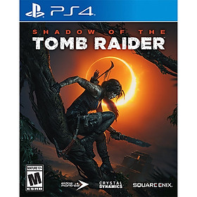 Đĩa game Shadow Of The Tomb Raider cho PS4 - Hàng Nhập Khẩu