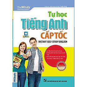 Tự học tiếng Anh cấp tốc ( Tặng Kèm Bookmark )