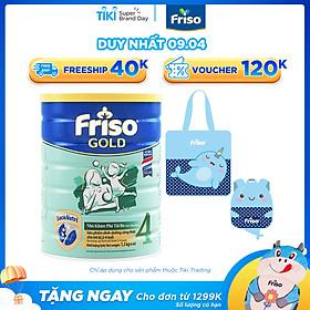 Sữa Bột Friso Gold 4 Cho Trẻ Từ 2-4 Tuổi 1.5kg + Tặng Bộ 02 Túi Cho Mẹ (Giao ngẫu nhiên)