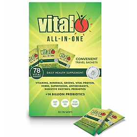 Vital All In One 30X10g Sachets