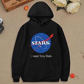 Hoodie Tony Stark phiên bản Nasa giá cực sốc
