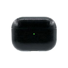 Bao Case PU Leather Hybrid cho Airpods Pro _ Tặng Kèm Móc Khóa Dây Da