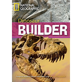 Dinosaur Builder: Footprint Reading Library 2600