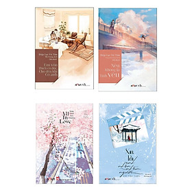 Combo 4 Cuốn Ngôn Tình Hay Nhất: Em Vốn Thích Cô Độc, Cho Đến Khi Có Anh (New -2020) + Nếu Không Là Tình Yêu + Xin Lỗi, Anh Nhận Nhầm Người + All In Love - Ngập Tràn Yêu Thương (New - 2020)