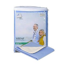 [Thấm hút 2.5 lít]  Tấm lót giường giặt được Abena Pad (85x90cm) - Nhập Khẩu từ Đan Mạch