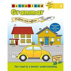 Grammar Activity Book 3 - Prefixes And Suffixes