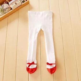 Quần tất len hình giầy cho bé 0-3 tuổi