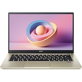 Laptop Acer Swift 3X SF314-510G-57MR NX.A10SV.004 (Core i5-1135G7/ 8GB LPDDR4X 4266MHz/ 512GB SSD M.2 PCIE Gen3x4/ 14 FHD IPS/ Win10) - Hàng Chính Hãng