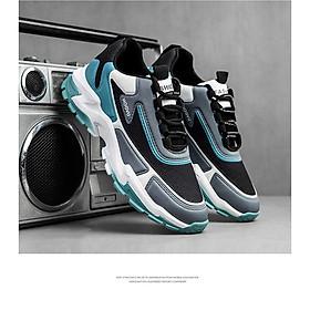 Giày Nam Sneaker Thể Thao Mẫu Mới Thoáng Khí Casual Quốc Dân Cao Cấp A5585